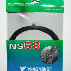 NS68 zwart