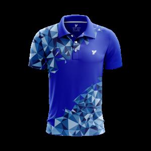 Polo-shirt MP059 blauw