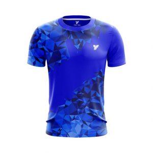 MR055 Blauw t shirt