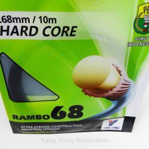 Rambo68 zwart