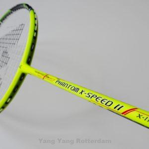 Phantom X-speed II badminton racket